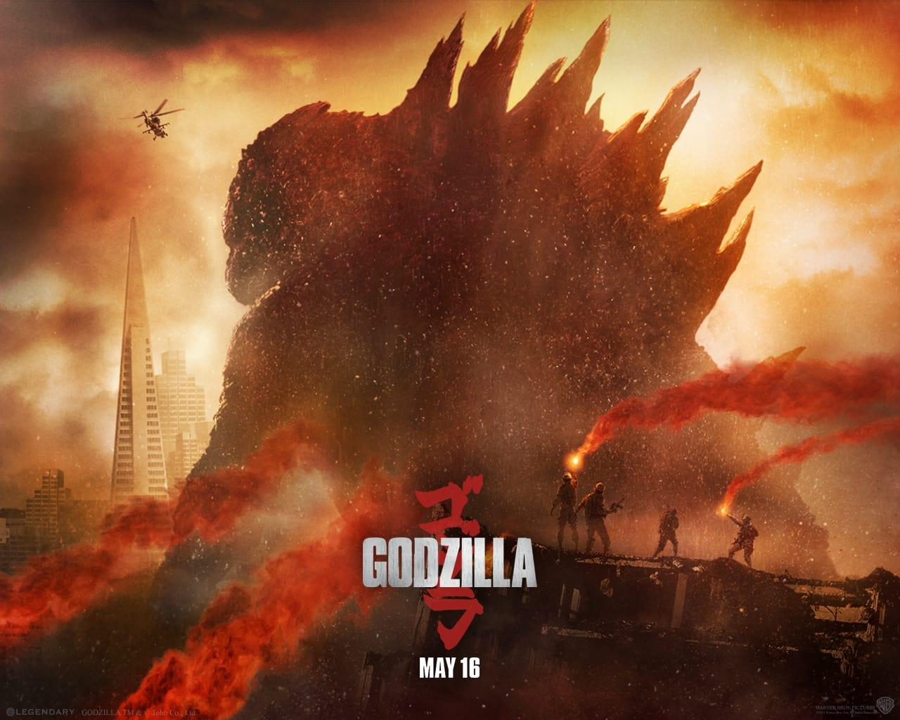 Godzilla Wallpaper HD Pack