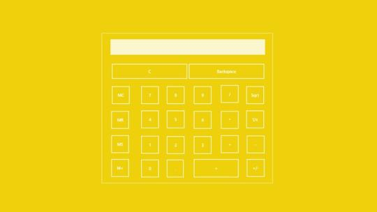 Gold Calculator for Windows 8