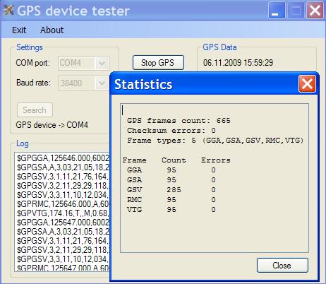 GPSdevTest