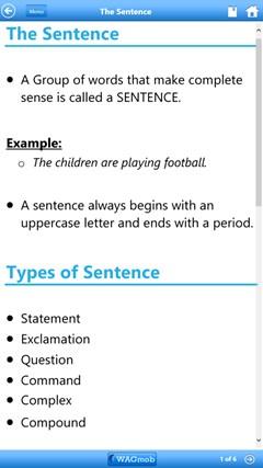 Grade 10 English by WAGmob