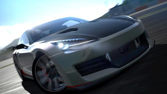 Gran Turismo 5 Windows Theme