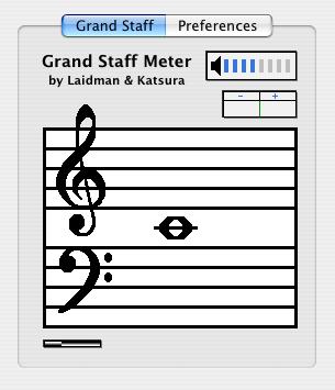 Grand Staff AU
