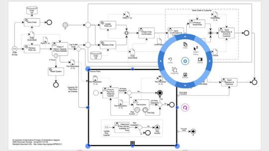 Grapholite Diagrams for Windows 8