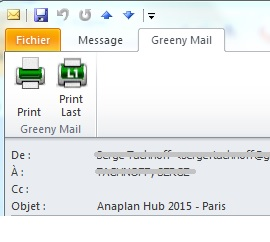 Greeny-Mail