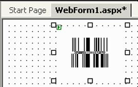 GS1 DataBar ASP.NET Web Server Control