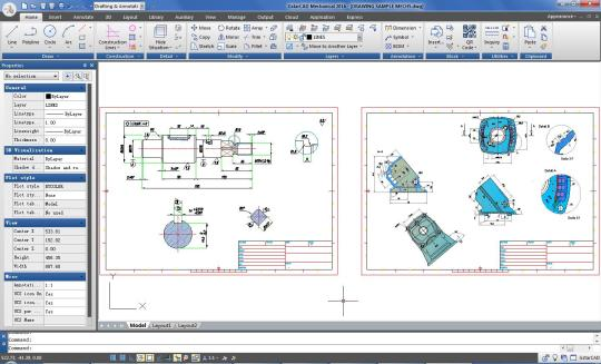 GstarCAD Mechanical