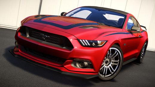 GTA 4 Ford Mustang GT Car Mod