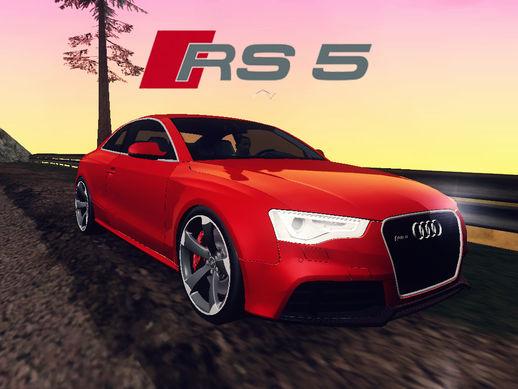 GTA San Andreas Audi Mod