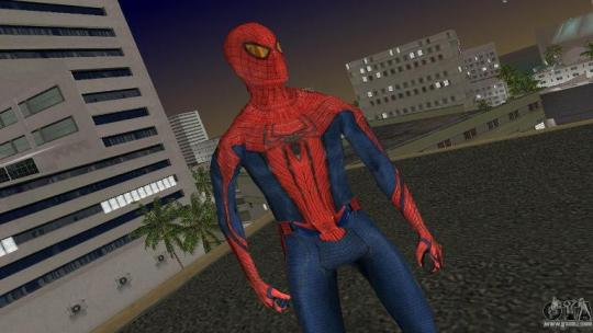 GTA: Vice City Mod The Amazing Spider-Man