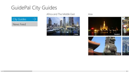GuidePal  for Windows 8
