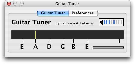 Guitar Tuner AU