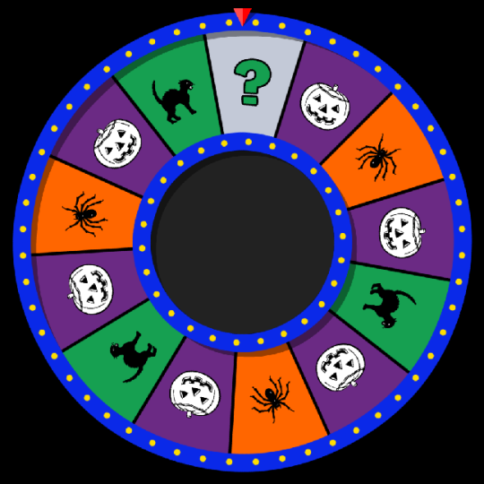 Hallowheel - Virtual Trick or Treat Prize Wheel for Halloween