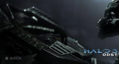 Halo 3: ODST - Wallpaper