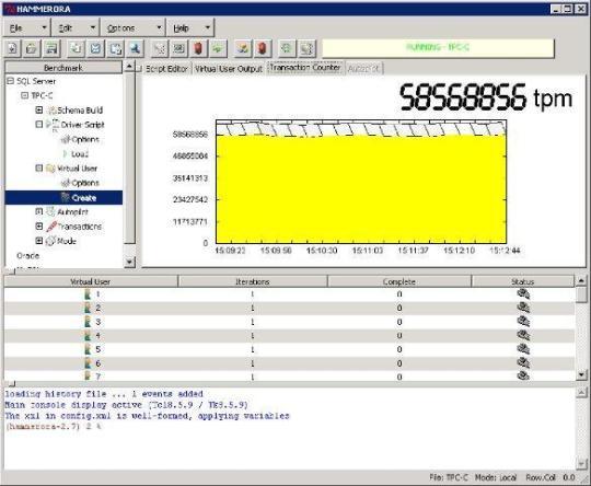 رایگان دانلود HammerDB برای Windows 7