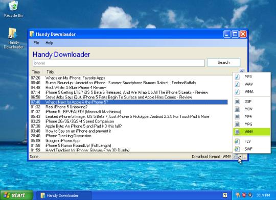 Handy Downloader