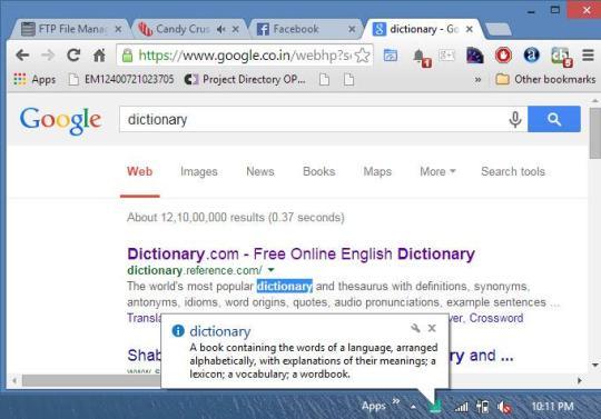 Happy Dictionary