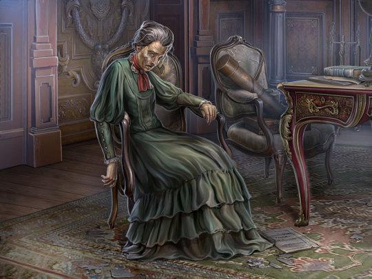 Haunted Manor: Queen Of Death CE
