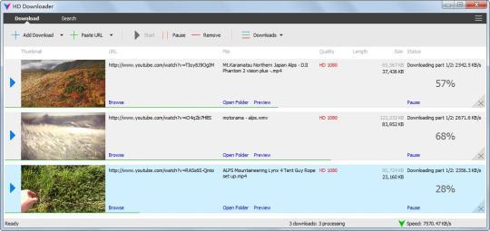 HD Downloader