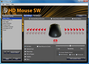 HD Mouse