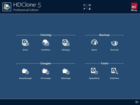 HDClone Free Edition