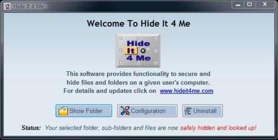 HideIT4Me HideIt
