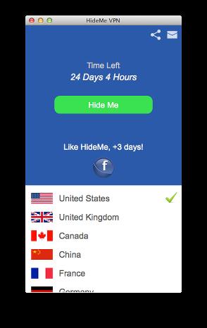 HideMe VPN Pro