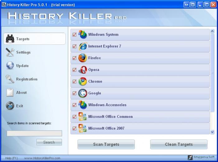 History Killer