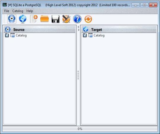 HL-DBExporter (SQLite to PostgreSQL)