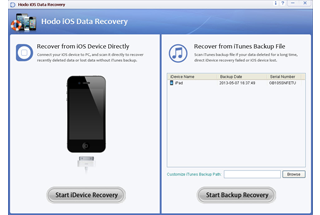 Hodo iOS Data Recovery