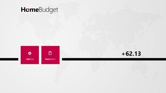 Home Budget for Windows 8