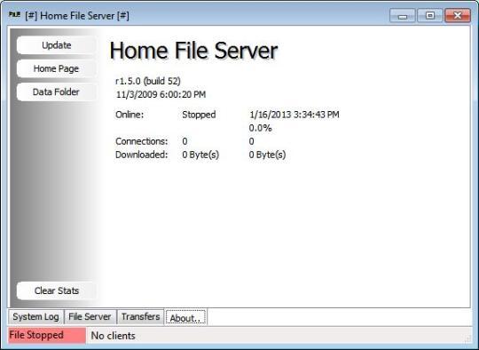 Home File Server