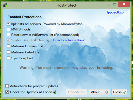 HostProtect