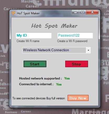 Hot Spot Maker