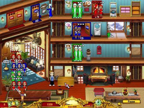 Hotel Dash Game