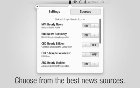 Hourly News