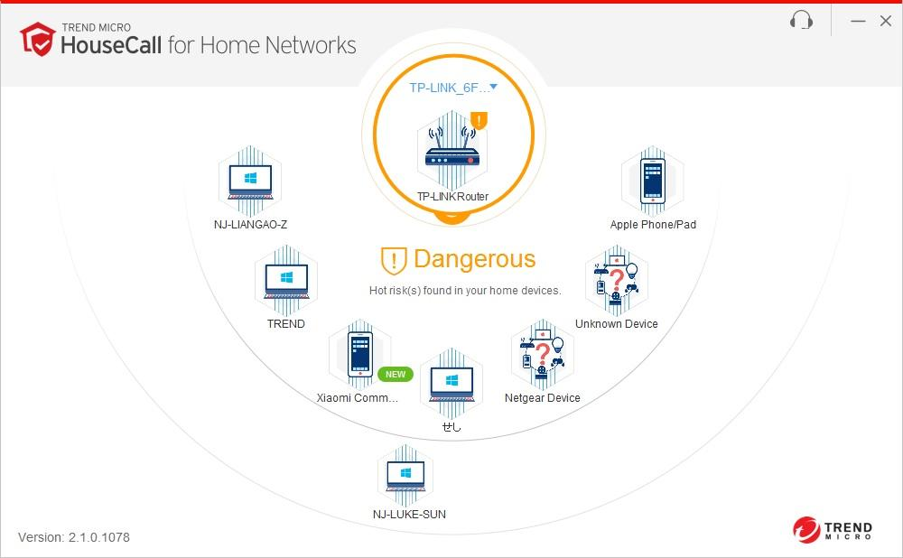 HouseCall for Home Networks