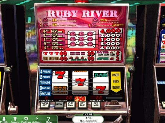 Hoyle Casino Games 2012