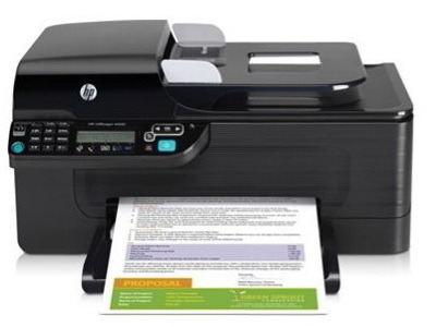 HP 4500 All In One Printer Driver