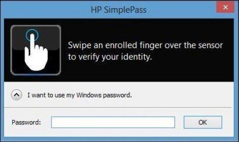 HP SimplePass
