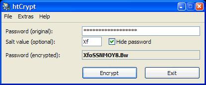htCrypt