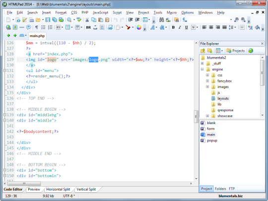 HTMLPad 2014