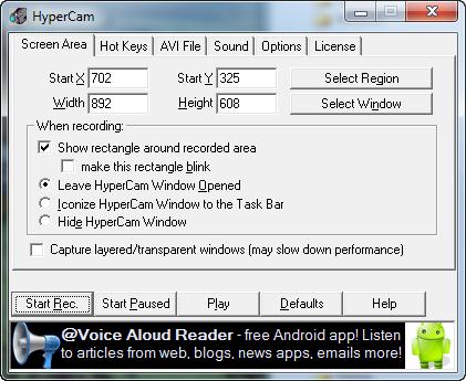 HyperCam (64-bit)