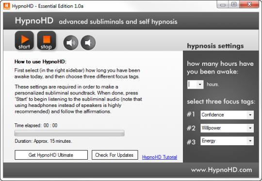 HypnoHD Essential