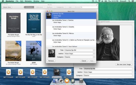 iBookplate