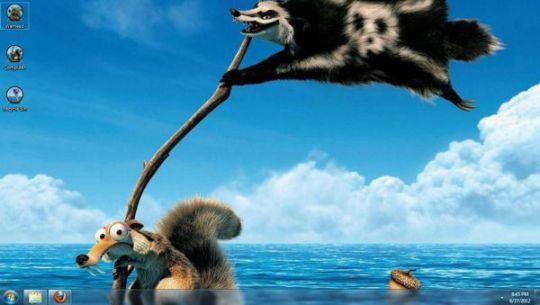 Ice Age: Continental Drift Theme