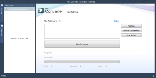 Icon To Bitmap Converter
