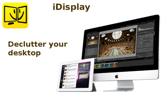 iDisplay Desktop for Mac