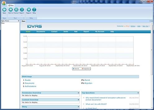 IDVAS Desktop