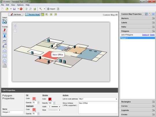 iiCreator Interactive Image Creator