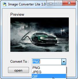 Image Converter Lite